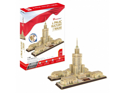 Cubicfun Puzzle 3D Palac Kultury i