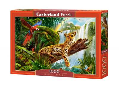 Castor Puzzle 1000 elementów - Odpoczywający